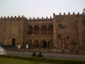 Old Fort in Cuernavaca