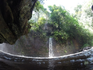 Pres Fig Waterfall
